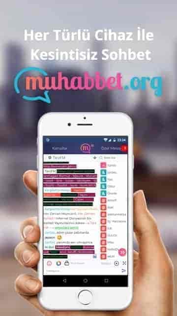 Chat mobil uygulama